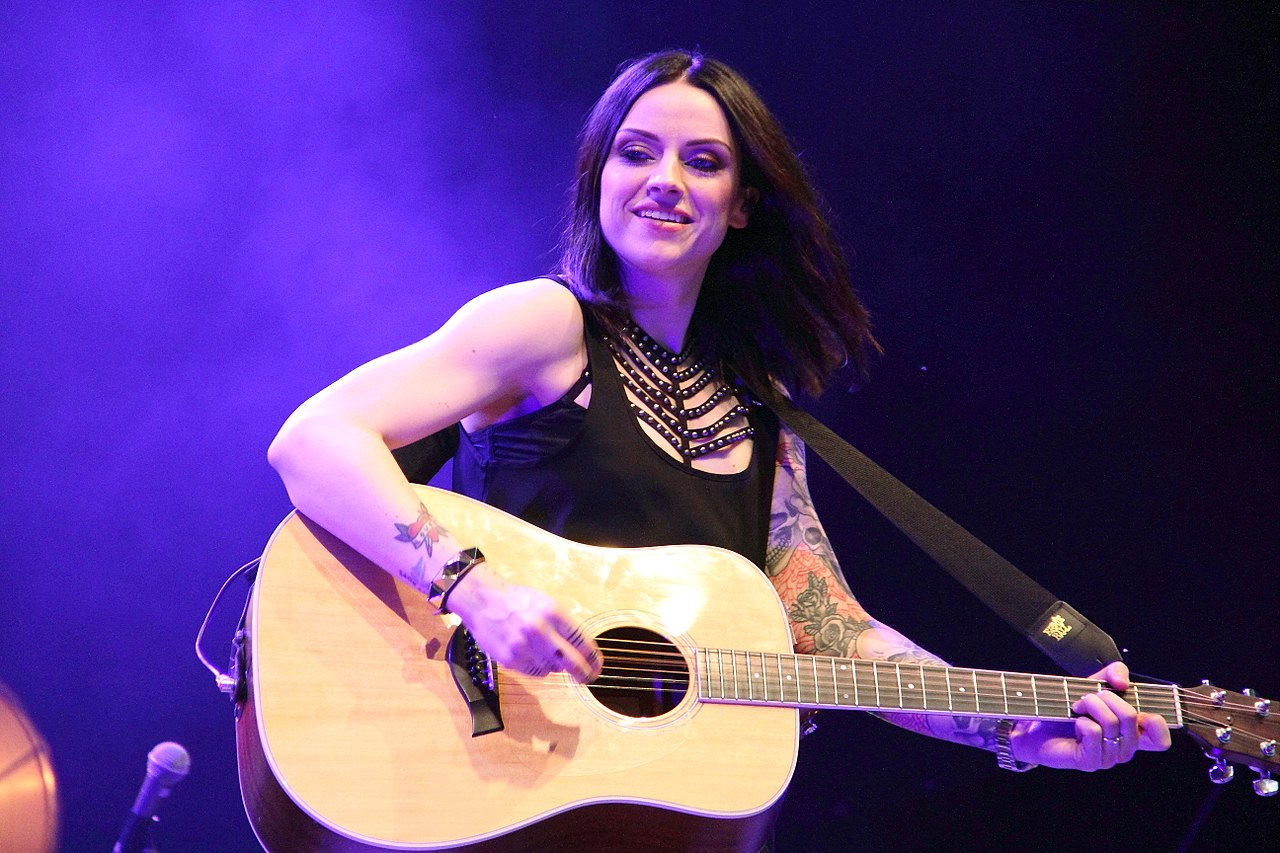 La tournée d'Amy Macdonald de passage à Paris en Mars !