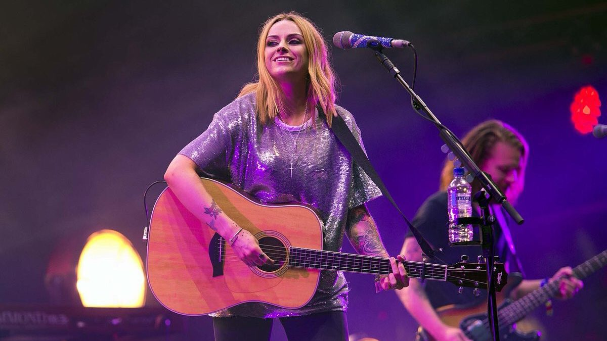 Amy Macdonald's ambitions for humanitarian aid