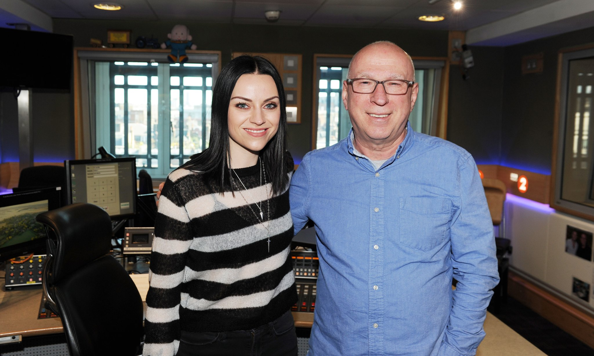 Amy Macdonald : Radio 2's Piano Room