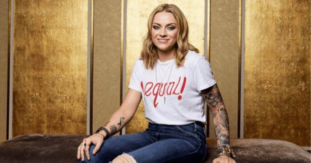 Amy Macdonald admits that she still fears that no one will come to her shows