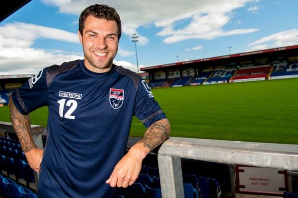 Richard Foster leaves St Johnstone for Ross County