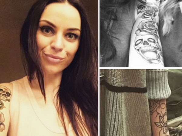 Amy Macdonald's tattoos
