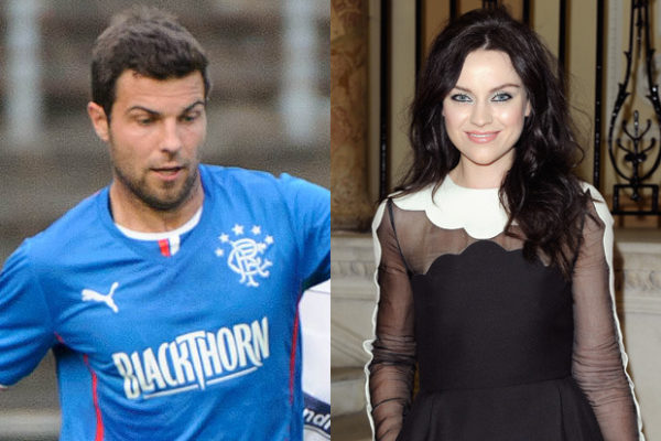 AMY MACDONALD replied to the St Johnstone fans