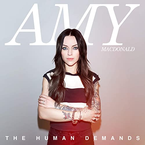 Fire: Amy Macdonald's new music video will be released on December 4th at 9:00am.