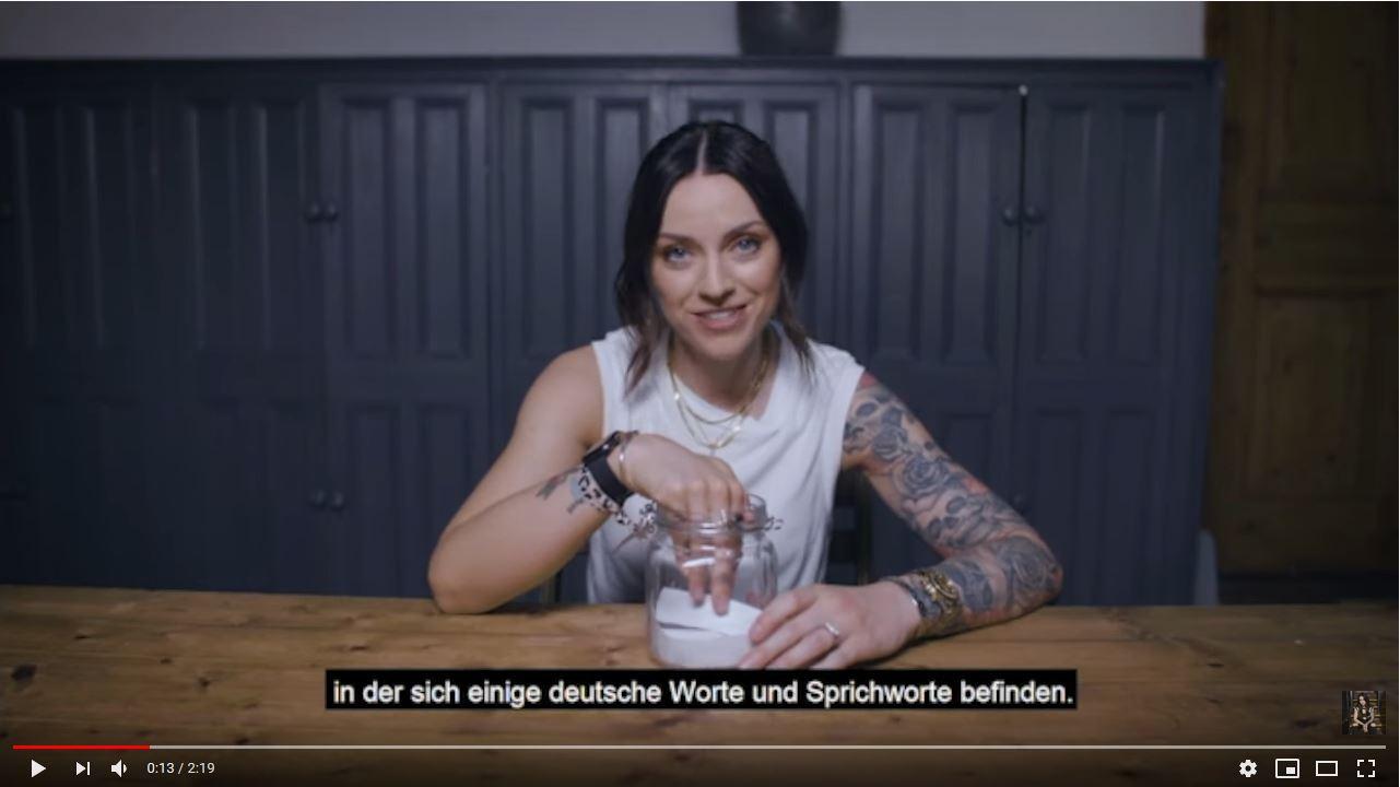 deutschen Wörter