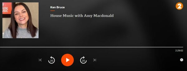 BBC Radio 2: Luister naar Amy Macdonald op de radio…