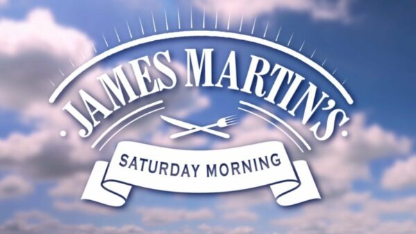 Amy Macdonald participates in the Saturday James Martin Show